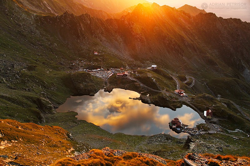 Balea lac, Transfagarasan, Pure Romania, Fagars Mountains