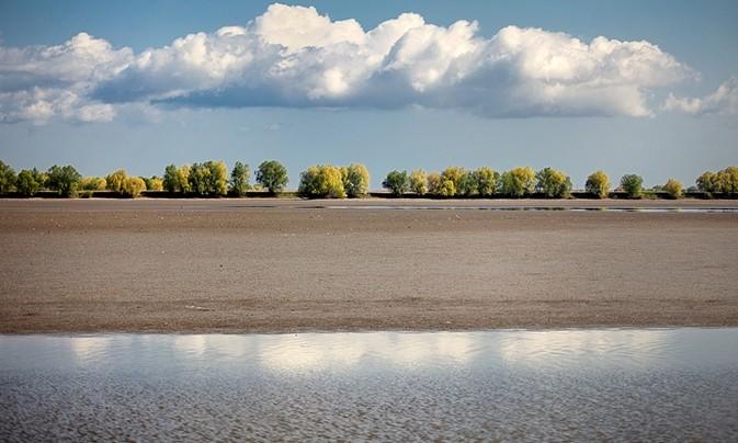 Danube Delta the contrasts