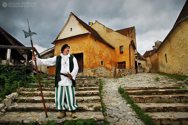 Rasnov Citadel, Romania, Brasov