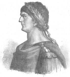 Trajan,Latin Imperator Caesar Nerva Traianus Divi Nervae filius Augustus; 18 September 53 – 9 August 117 AD was Roman Emperor from 98 AD until his death.