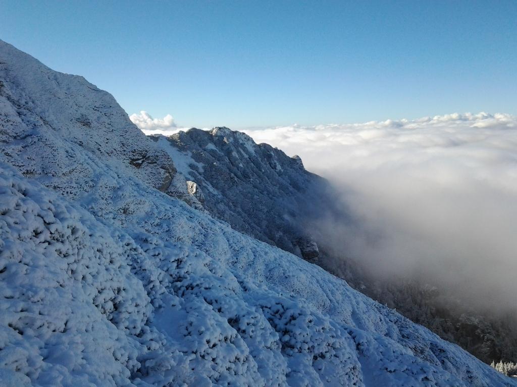 Bucegi Mountains first snow, Pure Romania, freedom, Beauty of Romania nature (23)