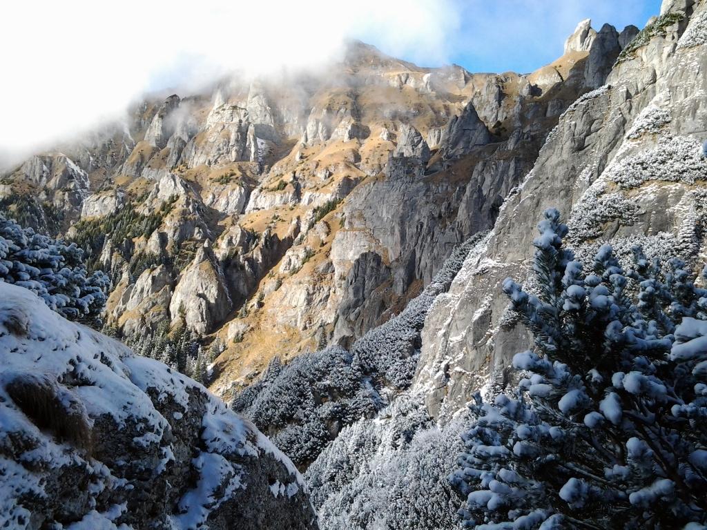 Bucegi Mountains first snow, Pure Romania, freedom, Beauty of Romania nature (45)