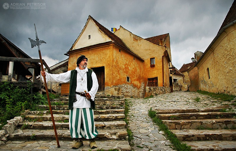 Rasnov Citadel, day tour Romania, Photography Copyrights Adrian Petrisor