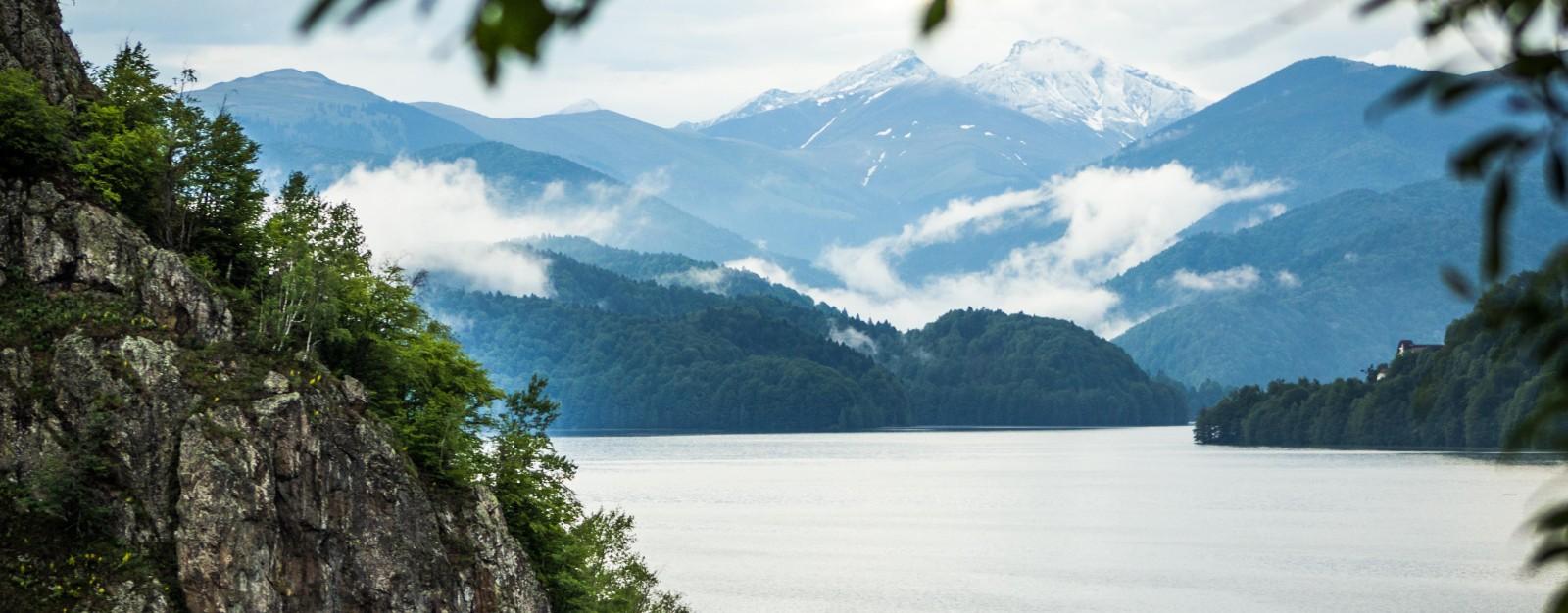 Vidraru Lake, Pure Romania,copyright Iulia Georgescu